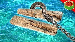 LOST AT SEA | Raft 2018 w/ Friends [#1]