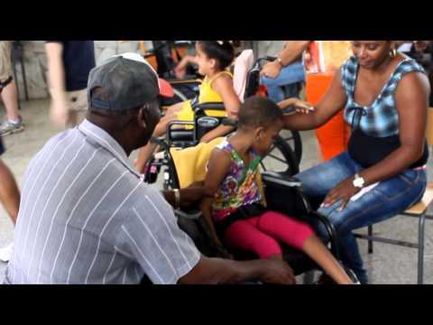 Wheels for the World - Camaguey Cuba 2013