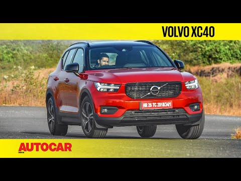 Volvo XC40 Petrol Review – Still the one to pick? | First Drive | Autocar India