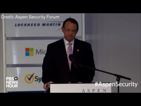 watch-live-deputy-attorney-general-rod-rosenstein-expected-to-make-a-cybersecurity-announcement