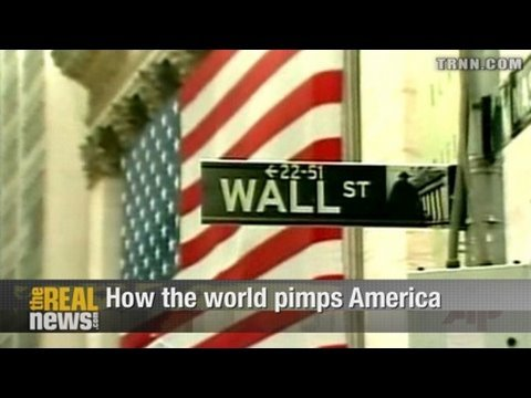 How the world pimps America