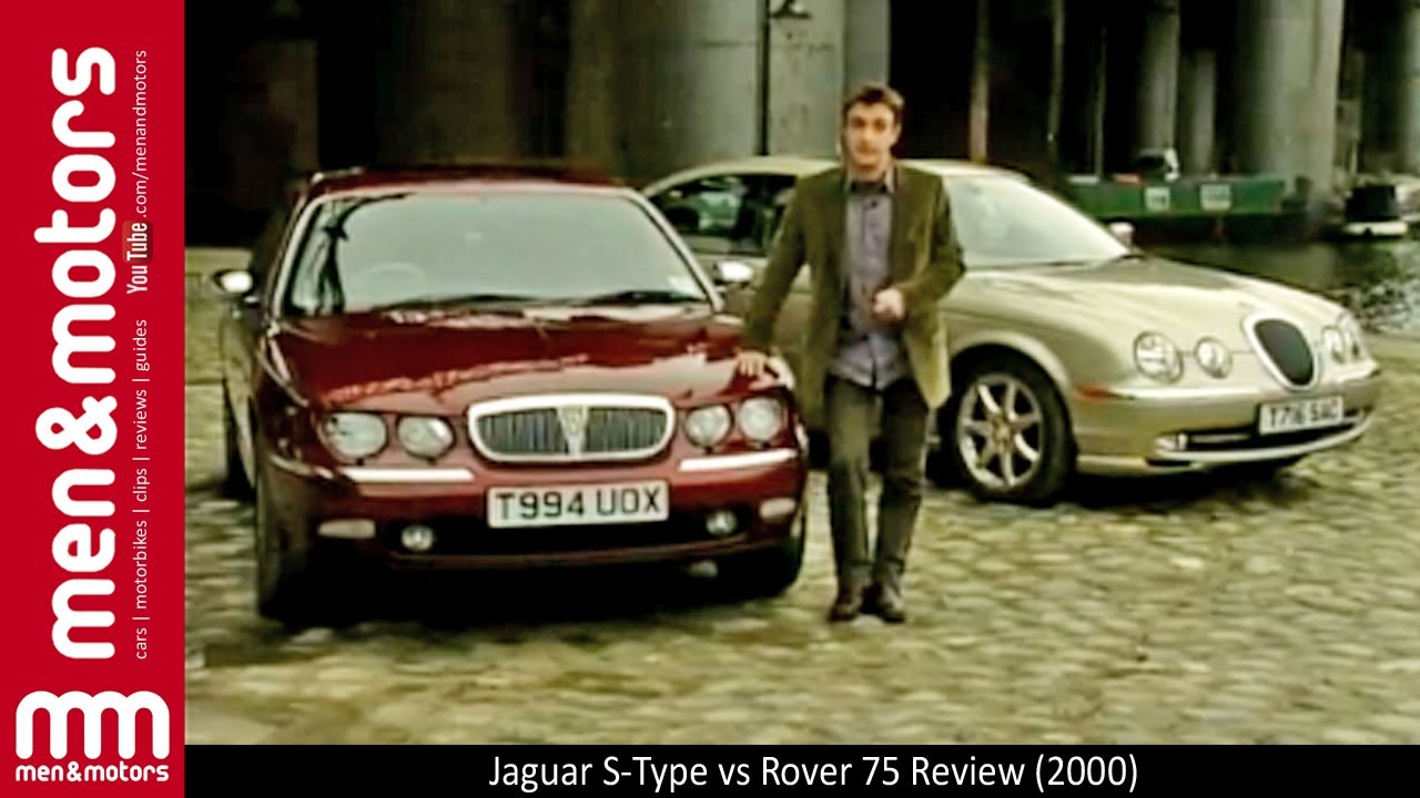 Attractive Jaguar S Type Vs Rover 75 Review (2000)   YouTube