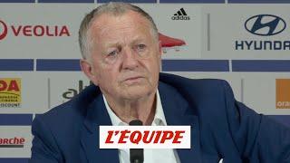 Aulas confirme l'intérêt de l'OL pour Thiago Mendes - Foot - L1 - OL