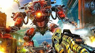 TOP 8 Offline FPS / TPS Games  for Android / iOS