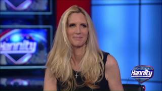Ann Coulter on The Sean Hannity Radio Show (4/6/2017)
