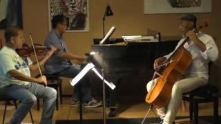 Horas negras – arrangement by Gustavo Corrales Romero