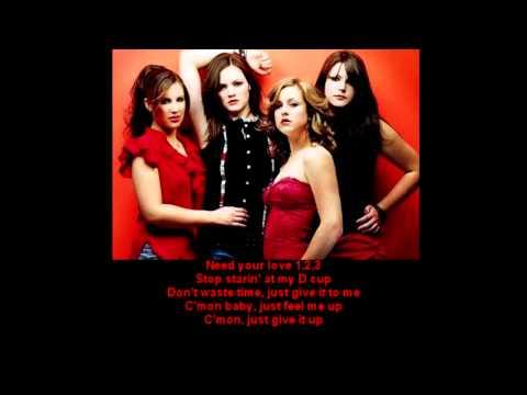 Donnas - Take It Off Lyrics