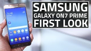 Samsung Galaxy On7 Prime First Look | Camera, Specs, Features, and More thumbnail