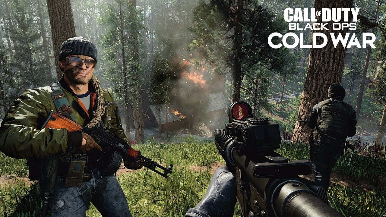 Call of Duty®: Black Ops Cold War – Feuertrupp: Schmutzige Bombe
