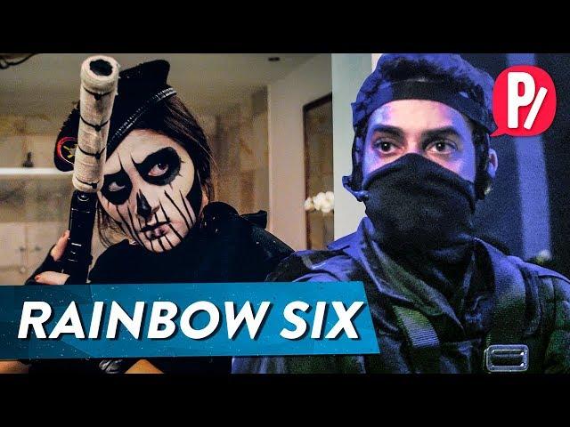 RAINBOW SIX | PARAFERNALHA