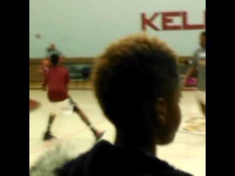 Kelly Miller basketball game