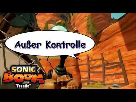 sonic boom deutsch