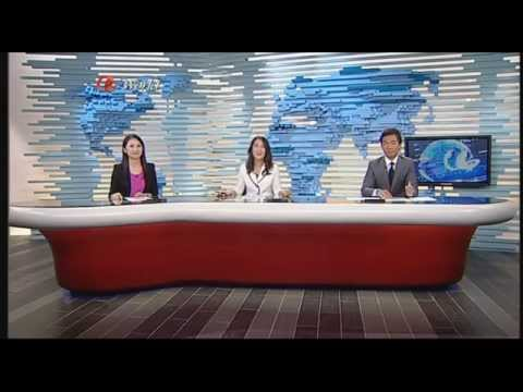 ATV World's Anne-Marie Sim last Main News 27July2014 Digest