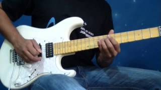 Video Aula Guitarra - Yesterdays (Guns