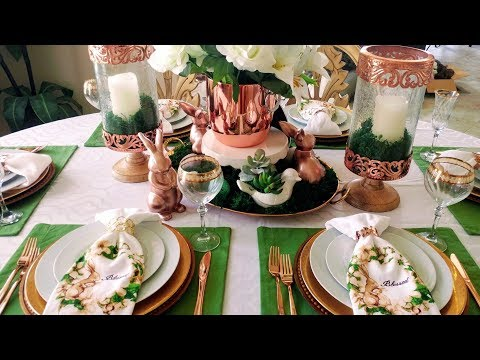Spring Tablescape Collaboration 2018~ Hosted by Amateur Decorating Like A Pro