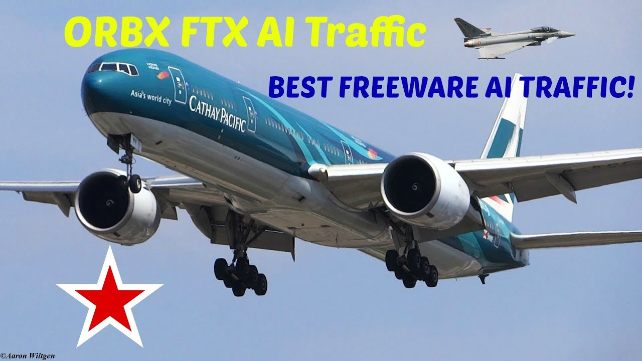 Tutorial - How to get AI Traffic in FSX/Prepar3D - 32 and 64Bit