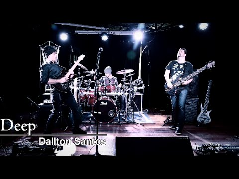 Brazilian Rock Fusion Trio Instrumental - Deep (Dallton Santos)