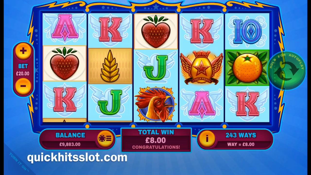 Slot Games Mecca