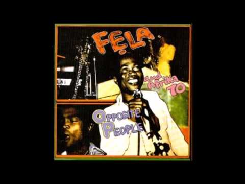 Fela Kuti - Opposite People (Full Album)