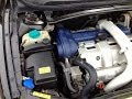 Engine of 2005 Volvo S60 R For Sale at Metairie Speed Shop