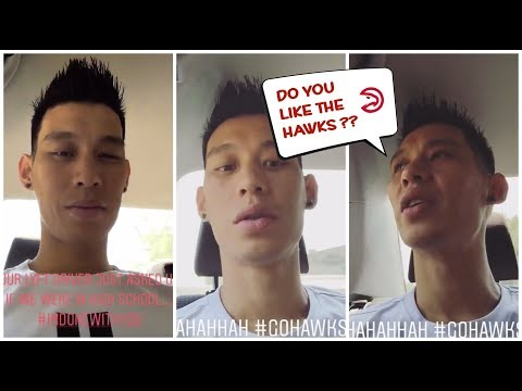 Jeremy Lin's Uber driver doesn't know who he is, thinks he's in high school