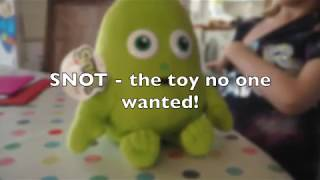 We unbox Snot, the star of the new Christmas advert from Smyths Toys 2017 #PickSnot