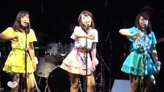2015.9.27 横浜PREMIER HALLでのイベント 「トリフェスLADIESオトナ女子...