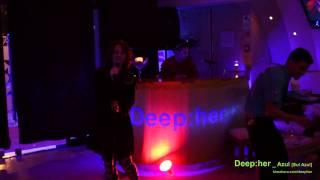 Deep:her - Azul (ao vivo)