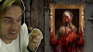 SUPER SCARY NEW HORROR GAME, GOTSA CHECK OUT YO! // Layers Of Fear // Part 1 | PewDiePie