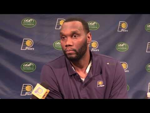 """Al Jefferson on Joining Pacers: """"This is Where I Want to be"""""""
