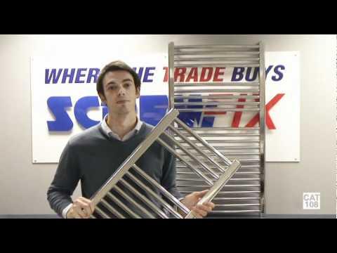 Screwfix Buyer Phil Dyer Discusses Kudox Towel Rails