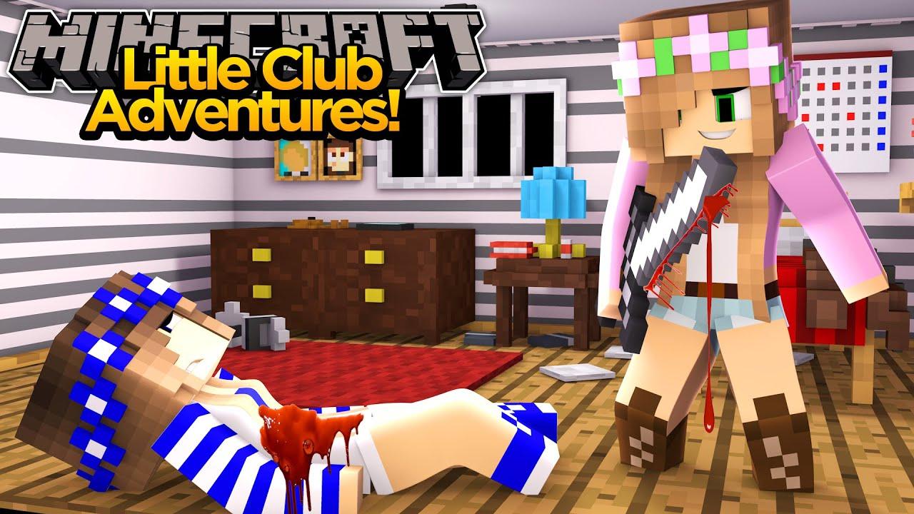 Minecraft little club adventures little kelly murders - The little club ...