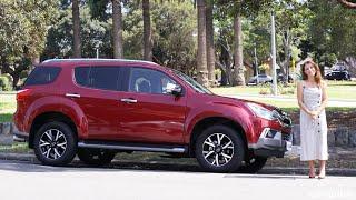 Isuzu MU-X LS-T - Cars Guide Review 2020
