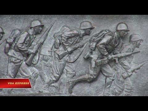 Ngày chiến sĩ trận vong tại Washington DC