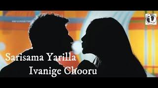 Yaaro Naanu Yaaro Neenu Whatsapp status with lyrics | Natasaarvabhowma |