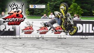 Stoppie Crash at Stunters Battle 2017