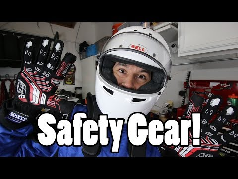 Race Car Safety Gear