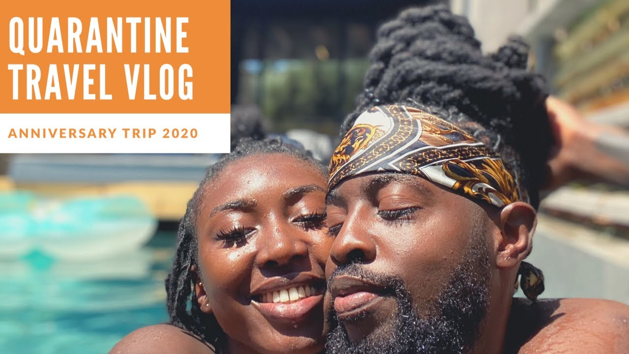WE'RE BACK! | PANDEMIC TRAVELS | ANNIVERSARY TRIP TO....