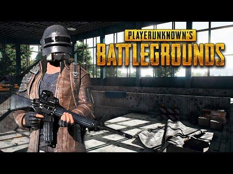 BATTLEGROUNDS SOLO!! (PlayerUnknown's Battlegrounds)