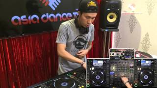 Asia Dance TV - Episode 21: Dj & Producer Daniel Mastro Broadcast Every Saturday @ 19:00