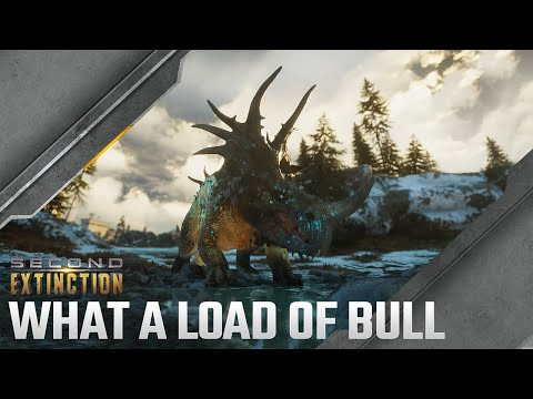 Second Extinction - What a Load of Bull