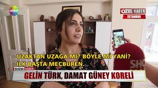 Gelin Türk, Damat Güney Koreli Video
