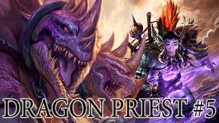 Hearthstone Dragon Priest #5- Dominating With Board Control