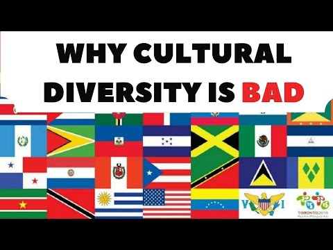 WHY CULTURAL DIVERSITY IS BAD [MULTICULTURALISM]