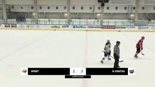 Sport B - K-Vantaa B (27.10.19)