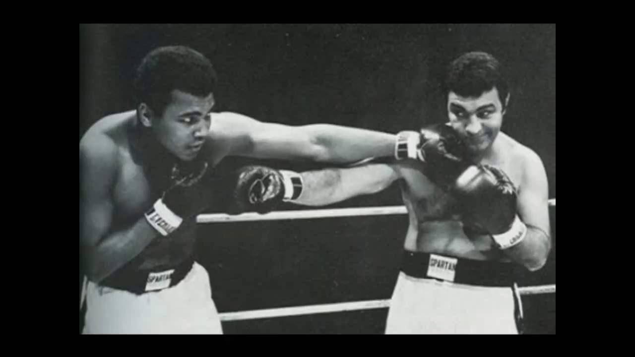 Muhammad Ali Vs Rocky Marciano Full Match Youtube