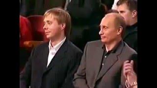 Два Путина на сцене жжут   сам путин смеется   КВН