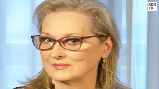 Meryl Streep Backs Oprah Winfrey For President