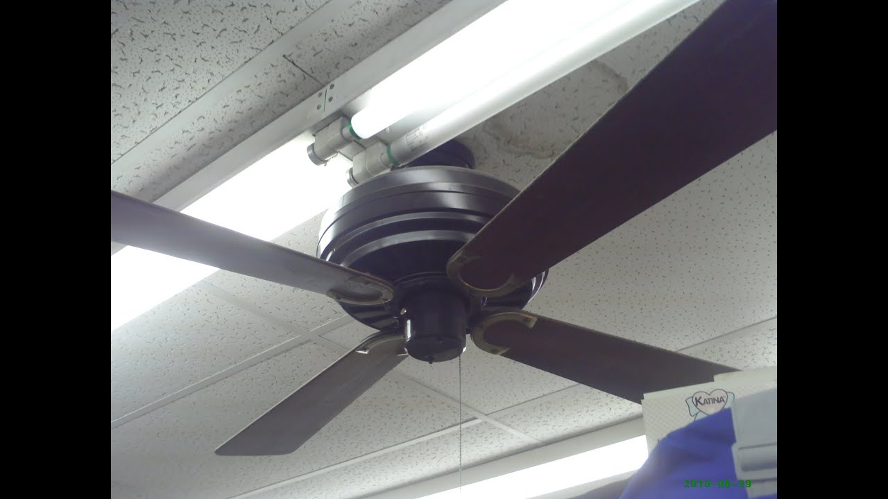 Ceiling fan special rare toastmaster belt driven fans youtube - Belt driven ceiling fan ...