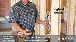 Pebble Beach Electrician | 831-275-0002 | Electrician Pebble Beach CA |Residential Contractor|93953